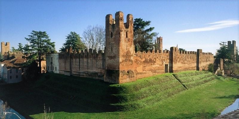 Castello di Castelfranco Veneto, provincia di Treviso