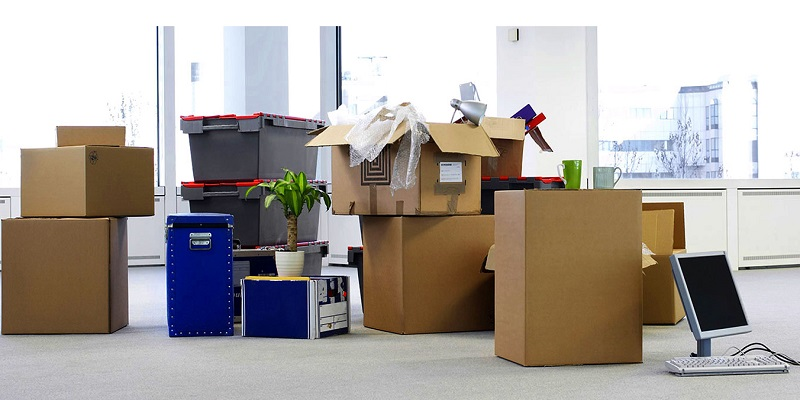 Traslochi di uffici e aziende.
