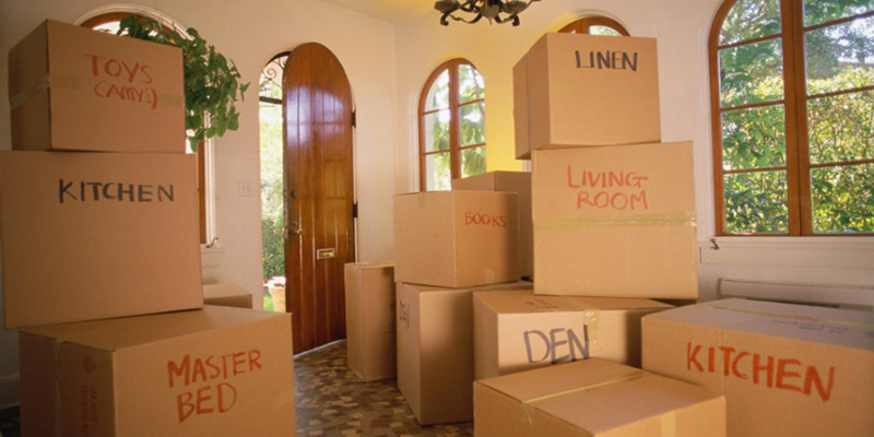 Traslocare da Pove del Grappa a Vicenza: come organizzare gli scatoloni